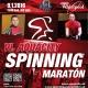 Spinning maratón 2016